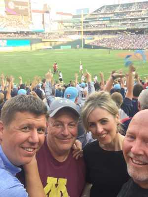 Brian attended Minnesota Twins vs. New York Yankees - MLB on Jul 22nd 2019 via VetTix