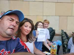 Kevin attended Minnesota Twins vs. New York Yankees - MLB on Jul 22nd 2019 via VetTix