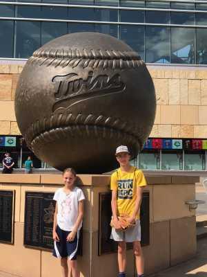 Rich attended Minnesota Twins vs. New York Yankees - MLB on Jul 22nd 2019 via VetTix