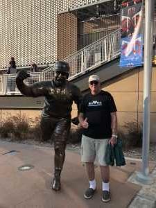 Steven attended Minnesota Twins vs. New York Yankees - MLB on Jul 22nd 2019 via VetTix