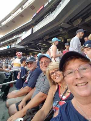Michael attended Minnesota Twins vs. New York Yankees - MLB on Jul 22nd 2019 via VetTix