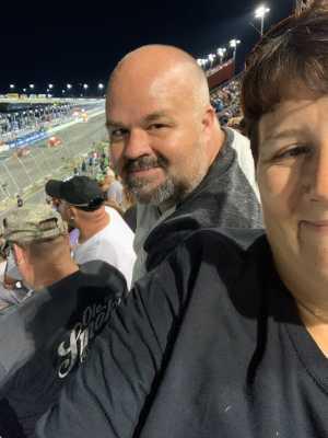 Patrick attended Bojangles' Southern 500 - Monster Energy NASCAR Cup Series on Sep 1st 2019 via VetTix