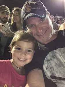 Nathan Busbee attended Bojangles' Southern 500 - Monster Energy NASCAR Cup Series on Sep 1st 2019 via VetTix