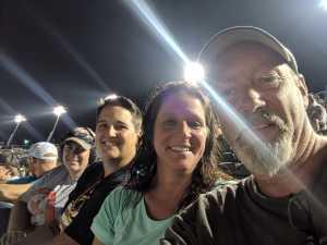 Scot attended Bojangles' Southern 500 - Monster Energy NASCAR Cup Series on Sep 1st 2019 via VetTix