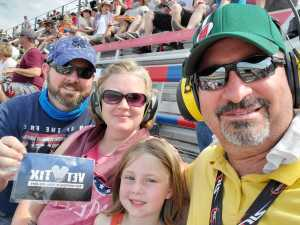 Click To Read More Feedback from Consumers Energy 400 - Monster Energy NASCAR Cup Series