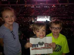 Ryan attended WWE Live: Summerslam Heatwave Tour - Wrestling on Jul 6th 2019 via VetTix