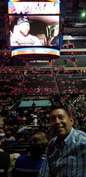 David attended WWE Live: Summerslam Heatwave Tour - Wrestling on Jul 6th 2019 via VetTix