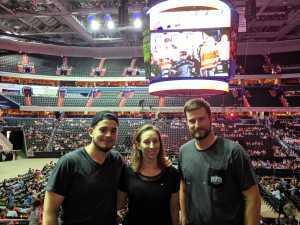 Lucas attended WWE Live: Summerslam Heatwave Tour - Wrestling on Jul 6th 2019 via VetTix