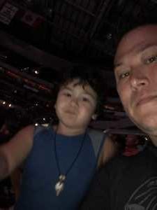 Adam attended WWE Live: Summerslam Heatwave Tour - Wrestling on Jul 6th 2019 via VetTix