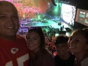 Carl attended The Dude Perfect Pound It Noggin Tour - Viejas Arena on Jul 11th 2019 via VetTix