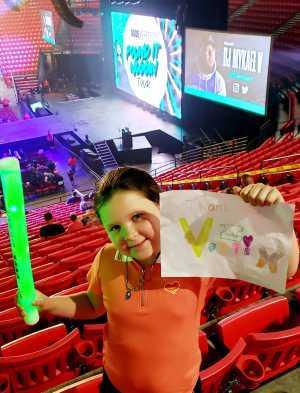 Martin Family  attended The Dude Perfect Pound It Noggin Tour - Viejas Arena on Jul 11th 2019 via VetTix