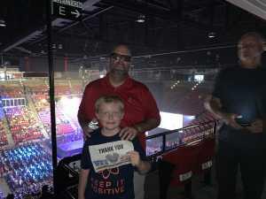 Derek attended The Dude Perfect Pound It Noggin Tour - Viejas Arena on Jul 11th 2019 via VetTix