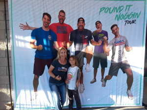 Joanna attended The Dude Perfect Pound It Noggin Tour - Viejas Arena on Jul 11th 2019 via VetTix