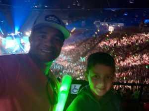 Ollie attended The Dude Perfect Pound It Noggin Tour - Viejas Arena on Jul 11th 2019 via VetTix