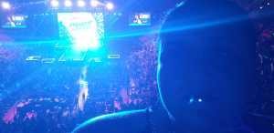 beatriz attended The Dude Perfect Pound It Noggin Tour - Viejas Arena on Jul 11th 2019 via VetTix