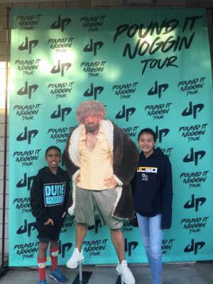 Carlos  attended The Dude Perfect Pound It Noggin Tour - Viejas Arena on Jul 11th 2019 via VetTix