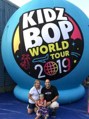 Click To Read More Feedback from Kidz Bop World Tour 2019 - Children's Theatre