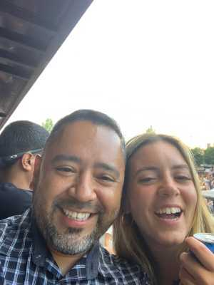 Guadalupe attended Windy City Smokeout - Sunday Only General Admission on Jul 14th 2019 via VetTix