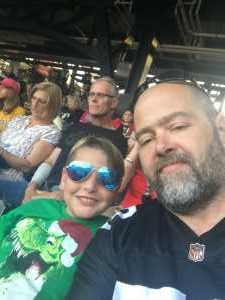 George attended Pittsburgh Pirates vs. St. Louis Cardinals - MLB on Sep 7th 2019 via VetTix