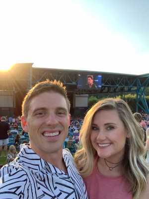 Andrew attended Train & Goo Goo Dolls - Pop on Jul 14th 2019 via VetTix