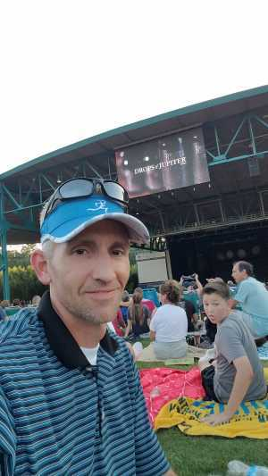 Cody attended Train & Goo Goo Dolls - Pop on Jul 14th 2019 via VetTix