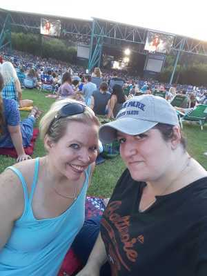 Allison attended Train & Goo Goo Dolls - Pop on Jul 14th 2019 via VetTix