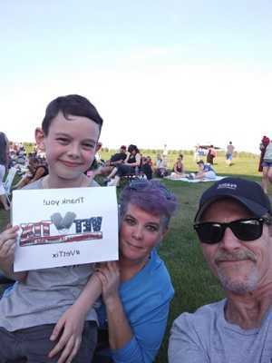 Thomas attended Train & Goo Goo Dolls - Pop on Jul 14th 2019 via VetTix