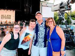 Frank attended Train & Goo Goo Dolls - Pop on Jul 14th 2019 via VetTix