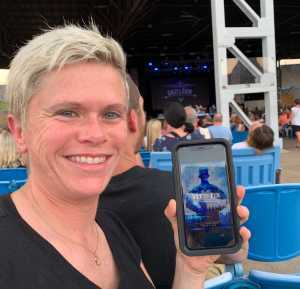 Samantha attended Heart: Love Alive Tour - Pop on Jul 9th 2019 via VetTix