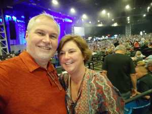 James attended Heart: Love Alive Tour - Pop on Jul 9th 2019 via VetTix