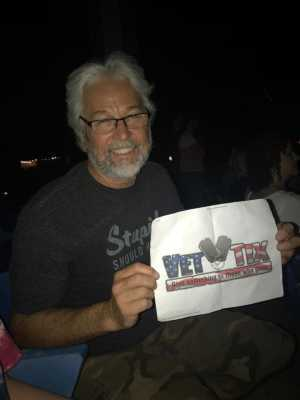 john attended Heart: Love Alive Tour - Pop on Jul 9th 2019 via VetTix