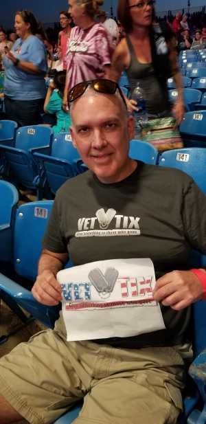 Bradley attended Heart: Love Alive Tour - Pop on Jul 9th 2019 via VetTix