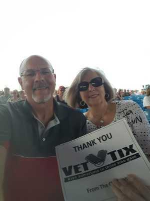 George attended Heart: Love Alive Tour - Pop on Jul 9th 2019 via VetTix