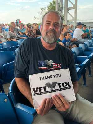 doug attended Heart: Love Alive Tour - Pop on Jul 9th 2019 via VetTix