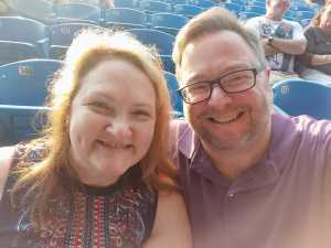Dave attended Heart: Love Alive Tour - Pop on Jul 9th 2019 via VetTix