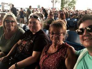 SUE attended Heart: Love Alive Tour - Pop on Jul 9th 2019 via VetTix