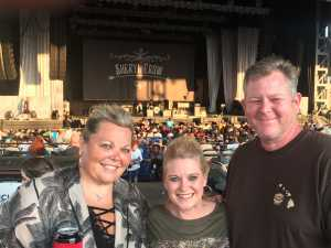 Debra attended Heart: Love Alive Tour - Pop on Jul 9th 2019 via VetTix