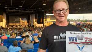 Brian attended Heart: Love Alive Tour - Pop on Jul 9th 2019 via VetTix