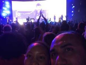Jorge attended Lionel Richie - R&b on Jul 10th 2019 via VetTix