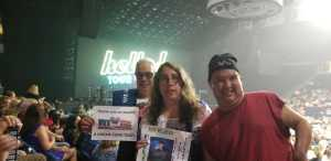 Mary attended Lionel Richie - R&b on Jul 10th 2019 via VetTix