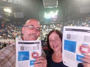 Rodney  attended Lionel Richie - R&b on Jul 10th 2019 via VetTix