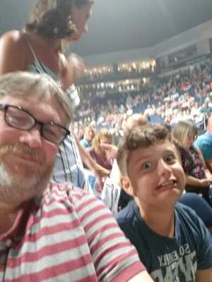 William attended Lionel Richie - R&b on Jul 10th 2019 via VetTix