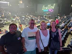 Joel & Donna attended Lionel Richie - R&b on Jul 10th 2019 via VetTix