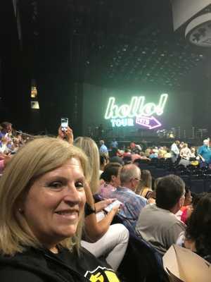 Bruce attended Lionel Richie - R&b on Jul 10th 2019 via VetTix