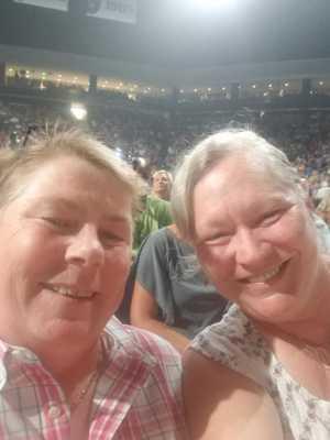 Sandra attended Lionel Richie - R&b on Jul 10th 2019 via VetTix