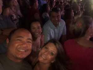 R. Erick attended Lionel Richie - R&b on Jul 10th 2019 via VetTix