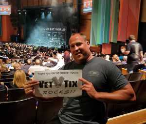 Marty attended Third Eye Blind / Jimmy Eat World: Summer Gods Tour 2019 - Alternative Rock on Jul 9th 2019 via VetTix