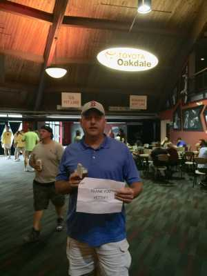 John attended Third Eye Blind / Jimmy Eat World: Summer Gods Tour 2019 - Alternative Rock on Jul 9th 2019 via VetTix