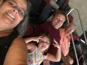 Mark attended Arizona Rattlers vs. Sioux Falls Storm - IFL - 2019 United Bowl on Jul 13th 2019 via VetTix