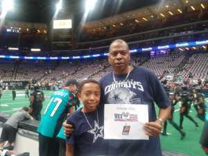Click To Read More Feedback from Arizona Rattlers vs. Sioux Falls Storm - IFL - 2019 United Bowl